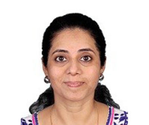 VARSHA SHAH (B.E. [IT]), Director – Sales & Marketing