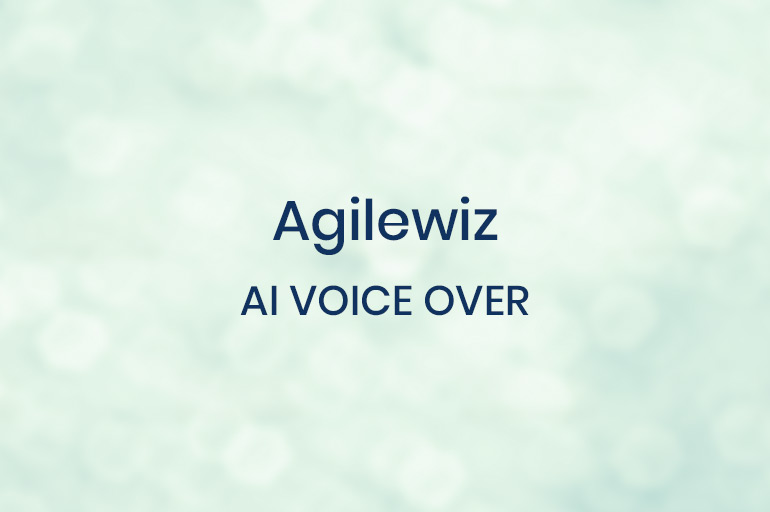 Innovation - Agilewiz AI Voice Over