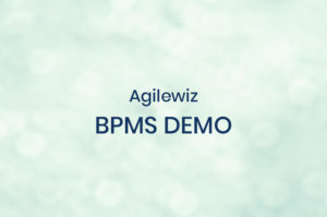 Innovation - Agilewiz BPMS Demo